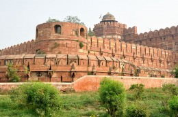 India Wildlife holidays - The Agra Fort