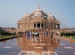 India Wildlife Holidays - Akshardham Temple Delhi