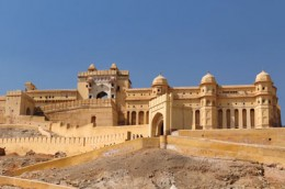 India Wildlife Holidays - Tigers & Culture - Amber Fort