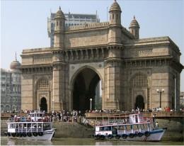 India Wildlife Holidays - Gateway of India - Mumbai