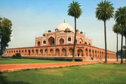 India Wildlife Holidays - Temples and Wildlife - Humayuns Tomb