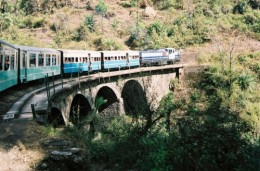 India Wildlife Holidays - Kalka-Shimla Railway