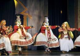 India Wildlife Holidays - Kathkali Dance Theatre - Kochi