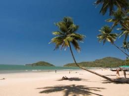 India Wildlife Holidays -  Palolem Beach Goa