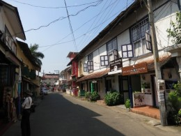 India Wildlife Holidays - Princess Street in Fort Cochin