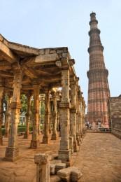 India Wildlife Holidays - Qutb Minar New Delhi
