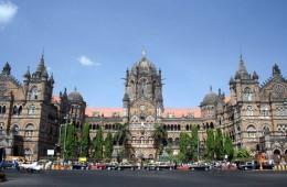 India Wildlife Holidays - Railway Station - Mumbai