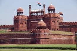 India Wildlife Holidays - Red Fort Delhi