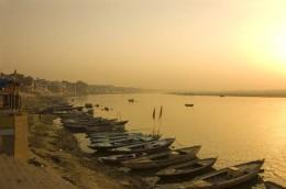 India Wildlife Holidays - River Ganges - Varanasi