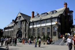 India Wildlife Holidays - Town Hall, Shimla