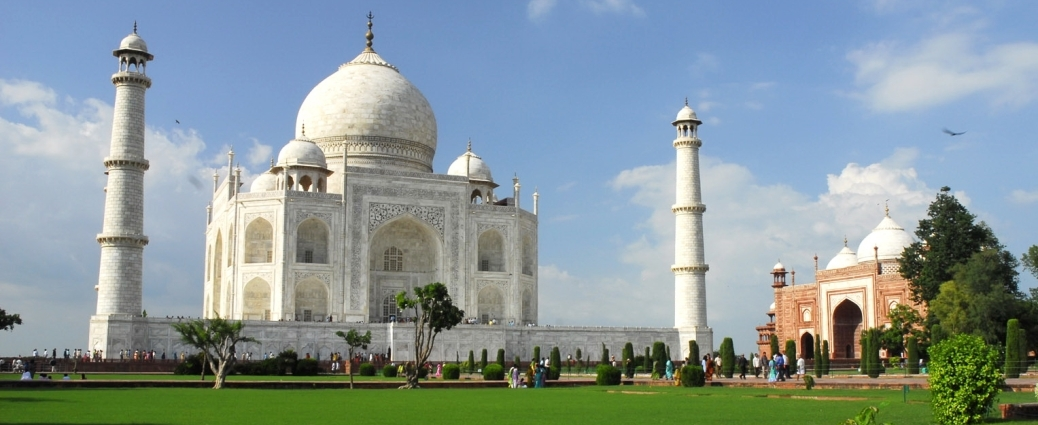 India Wildlife Holidays - Taj Mahal