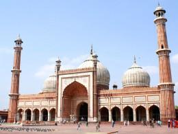 India Wildlife Holidays - Jama Masjid Delhi