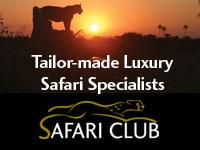 Safari Club for tailor-made luxury safaris in Africa